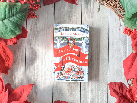 Loving The Twelve Dogs of Christmas by Lizzie Shane