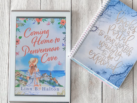Reviewing Coming Home to Penvennan Cove by Linn B. Halton