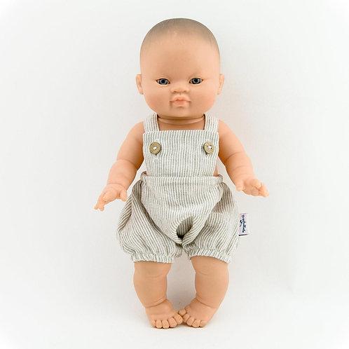 Latzhose für Paola Reina Puppe