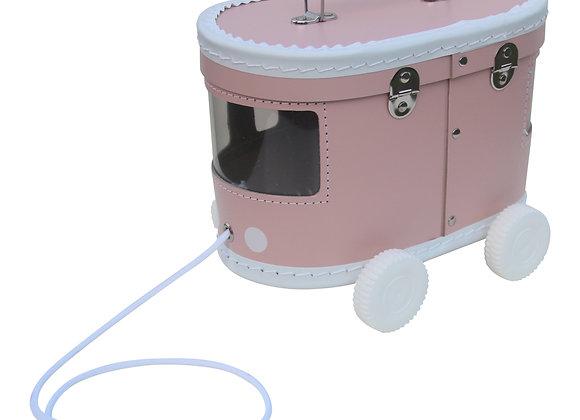 Kids Boetiek - Tram in rosa