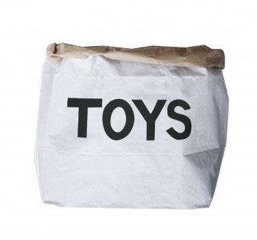 Tellkiddo - Papiersack klein TOYS