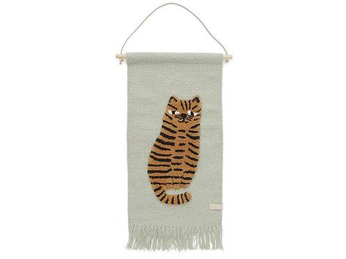 Wandteppich Tiger OyOY