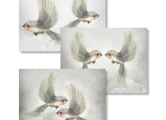 Mrs. Mighetto - DIY Birds