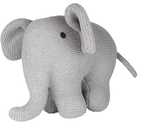 Kuscheltier Elefant gestrickt