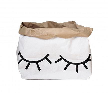 "Tellkiddo - Kleiner Papiersack ""Sleepy eyes"""
