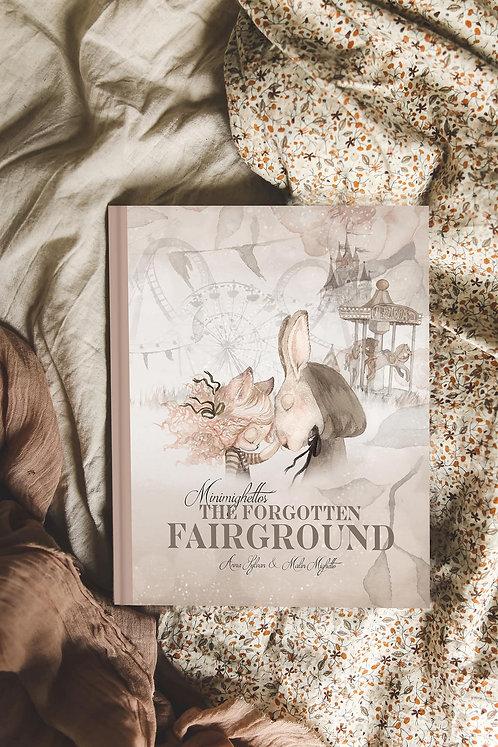 Buch: der vergessene Rummelplatz (Deutsch)