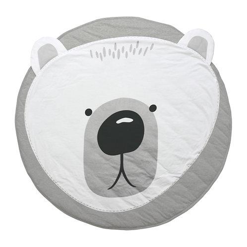 Mr Fly - Spielmatte weisser Bär