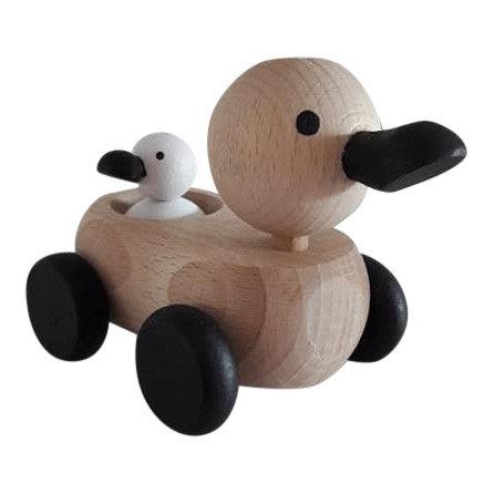 Kids Boetiek - Ente mit Baby monochrome