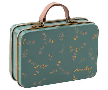 Koffer aus Metall - Maileg