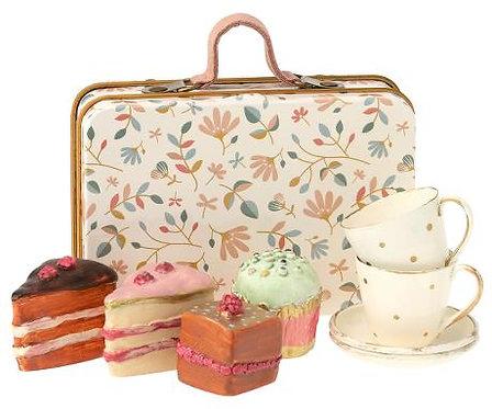 Kuchenset im Koffer - Maileg