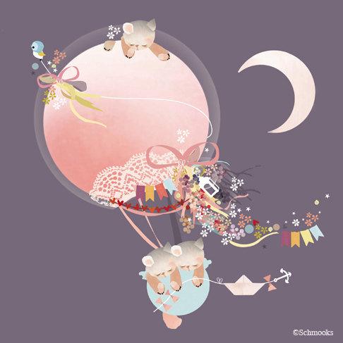 Schmooks - Kites and Kitten