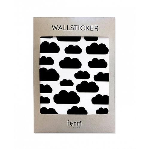 Ferm Living - Wandsticker Wolken