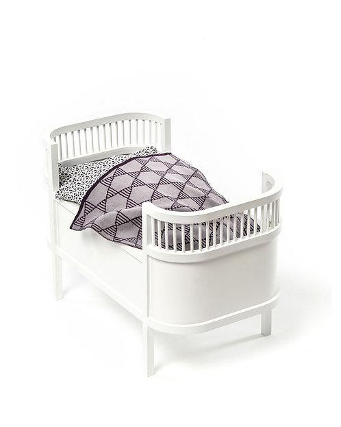 Smallstuff - Doll Bed Rosalina Weiss