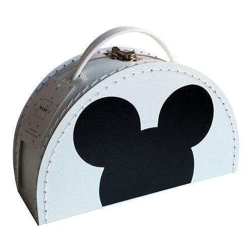 Huusje - Koffer Mickey Mouse