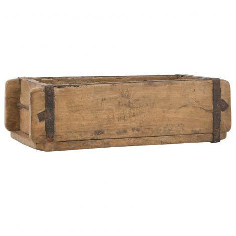 Holzschachtel Ziegelform Unika