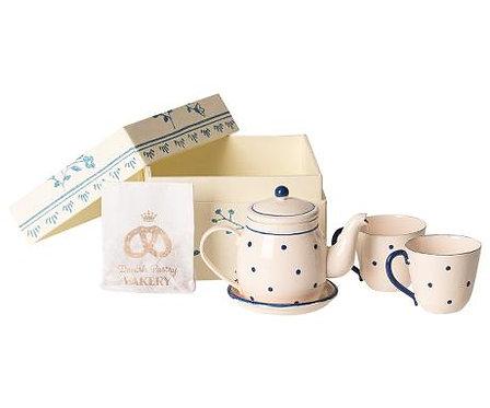 Teeset und Bisquits für zwei - Maileg