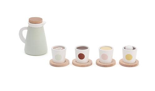 Kids Concept - Kaffee- und Teeset