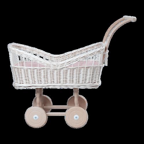 Fabelab - Puppenwagen weiss