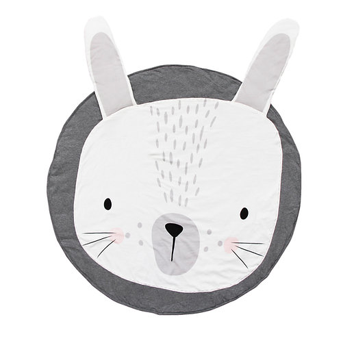 Mr Fly - Spielmatte Bunny grau