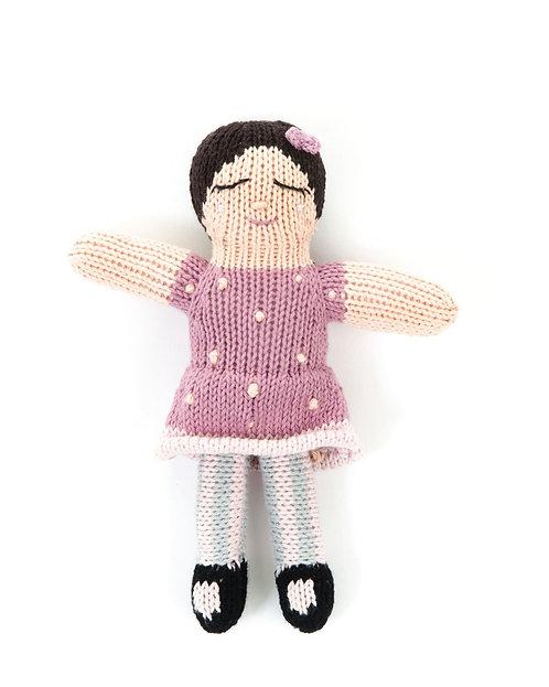 Smallstuff - Puppe mit Rasselglöckchen