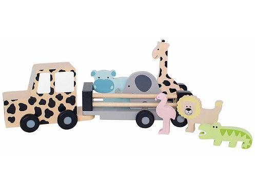 Jeep Safari von Jabadabado