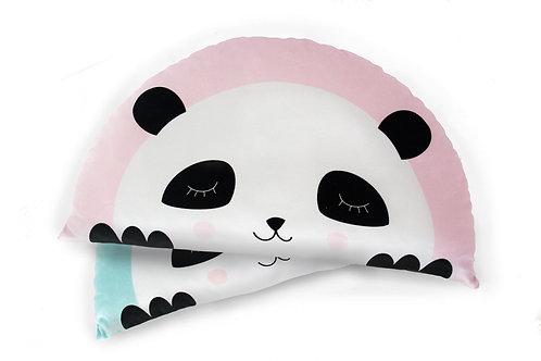 Kids Boetiek - Kissen Panda pink