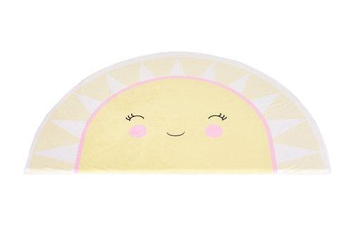 Kids Boetiek - Spielmatte Regenbogen Sonne