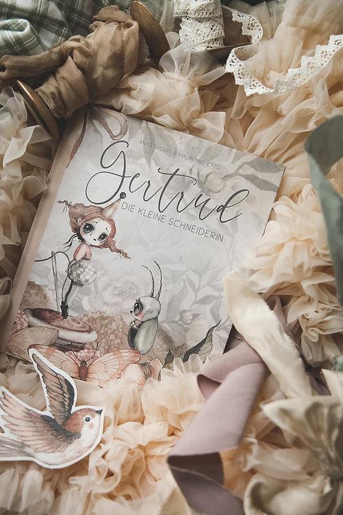 Buch: Gertrud die kleine Schneiderin - Mrs. Mighetto
