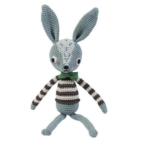 Sebra - Häkel-Tier Kaninchen Robert
