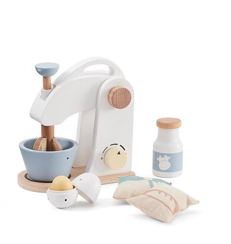Kids Concept - Mixer mit Zubehör Set weiß/pastell