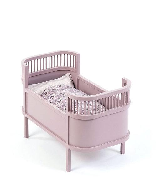 Smallstuff - Doll Bed Rosalina Rosa Powder