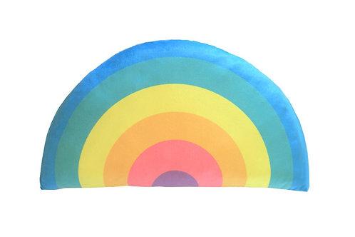 Kids Boetiek - Kissen blauer Regenbogen