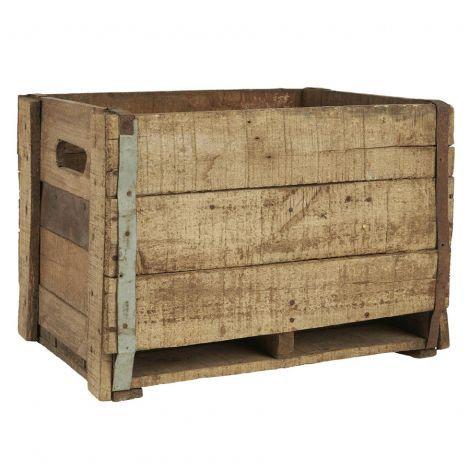 Holzkasten mit 12 Fächern UNIKA