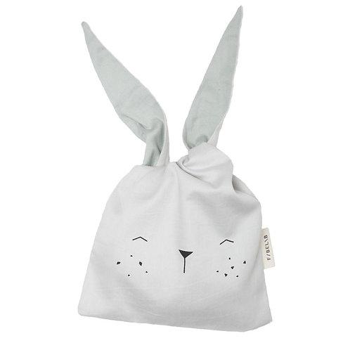 Fabelab - Lunchbag Bunny Grau