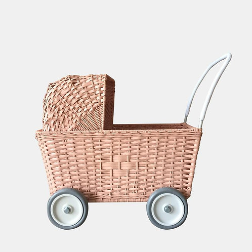 Olli Ella - Puppenwagen Strolley Rose