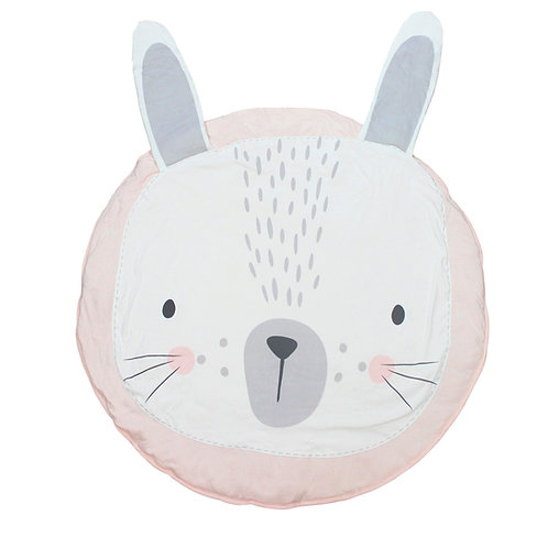 Mr Fly - Spielmatte Bunny rosa