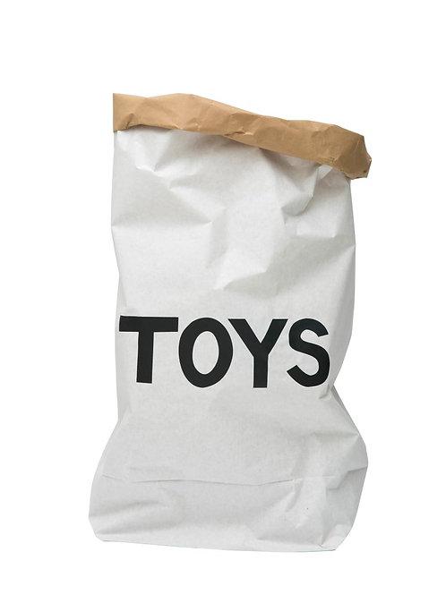 Tellkiddo - Papiersack TOYS