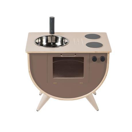 Sebra - Spielküche Warmes Grau
