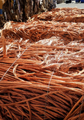 Baled Copper