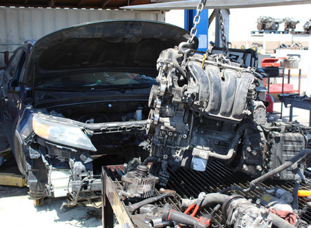 Reaping the Benefits of Buying Used Car Parts