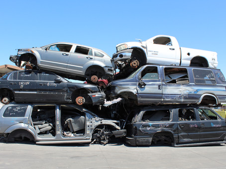 The Benefits of Buying From a Junkyard