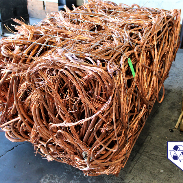 Copper Baled