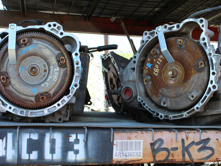 How to Check Out a Used Transmission for a Car Part Repair Project