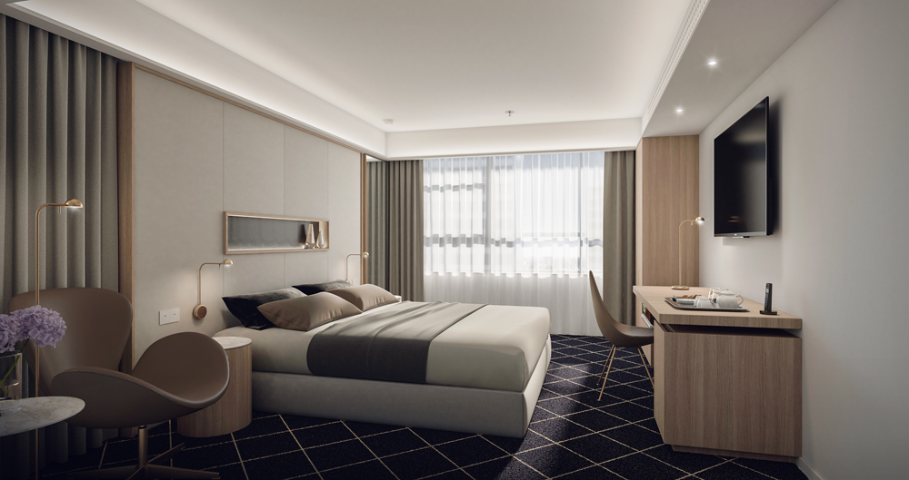 PARK REGIS HOTEL - SYDNEY, NSW
