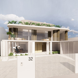 HOUSE IV - VAUCLUSE, NSW