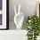 Thumbnail: WHITE PEACE HAND FIGURE