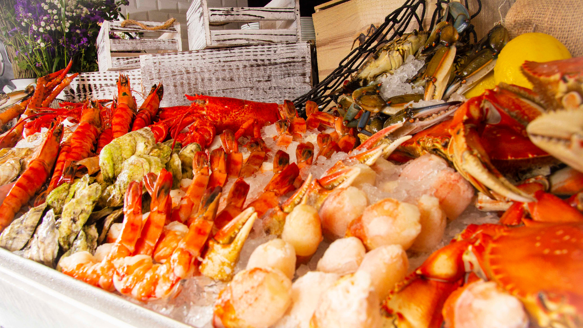 Fresh Seafood Bar