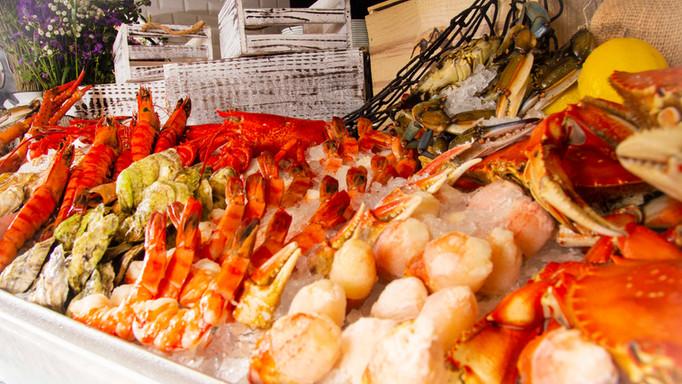 Fresh Seafood Bar