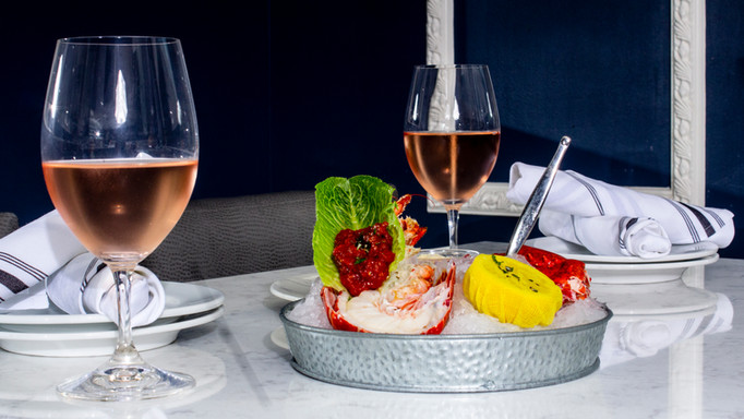 Lobstertail and Rose