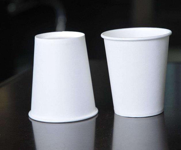 纸杯没有比塑料杯更环保